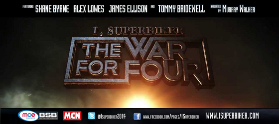 I Superbiker: War For Four